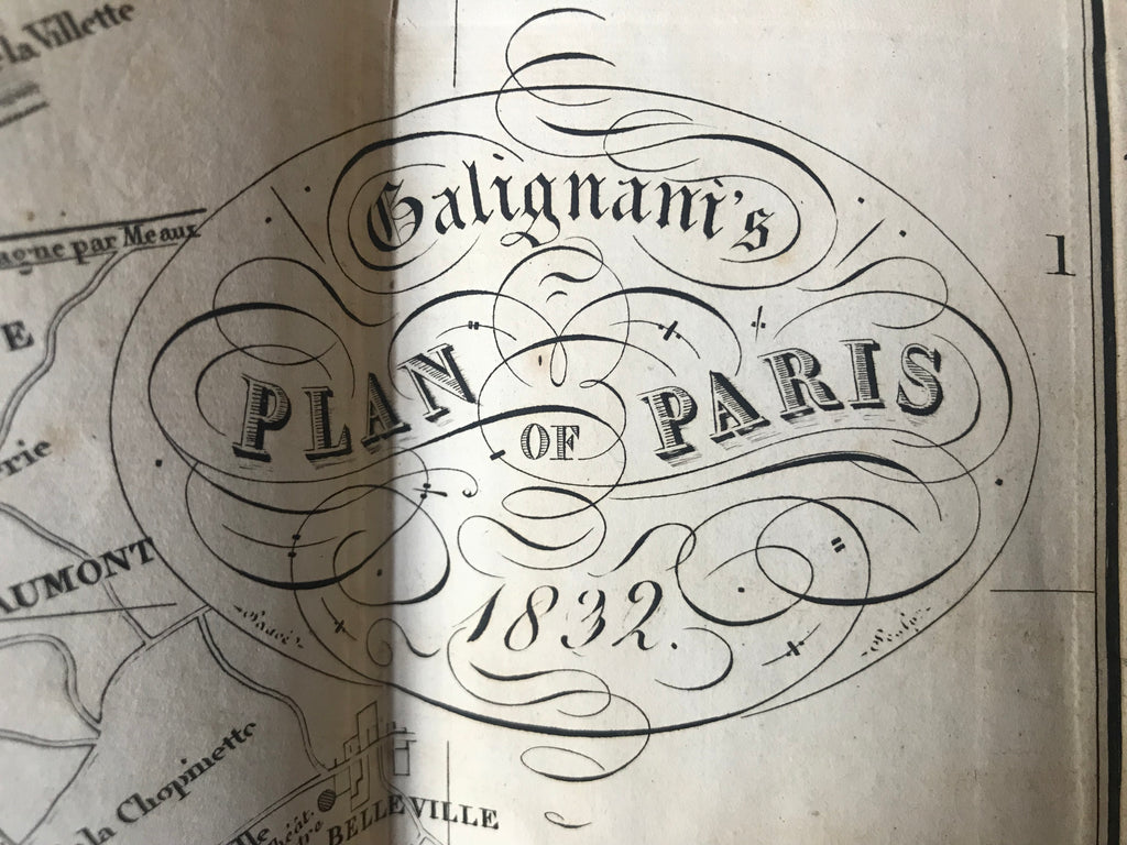 The Curio's Paris Tour with Victor Hugo Part VII - Maps to Take Along