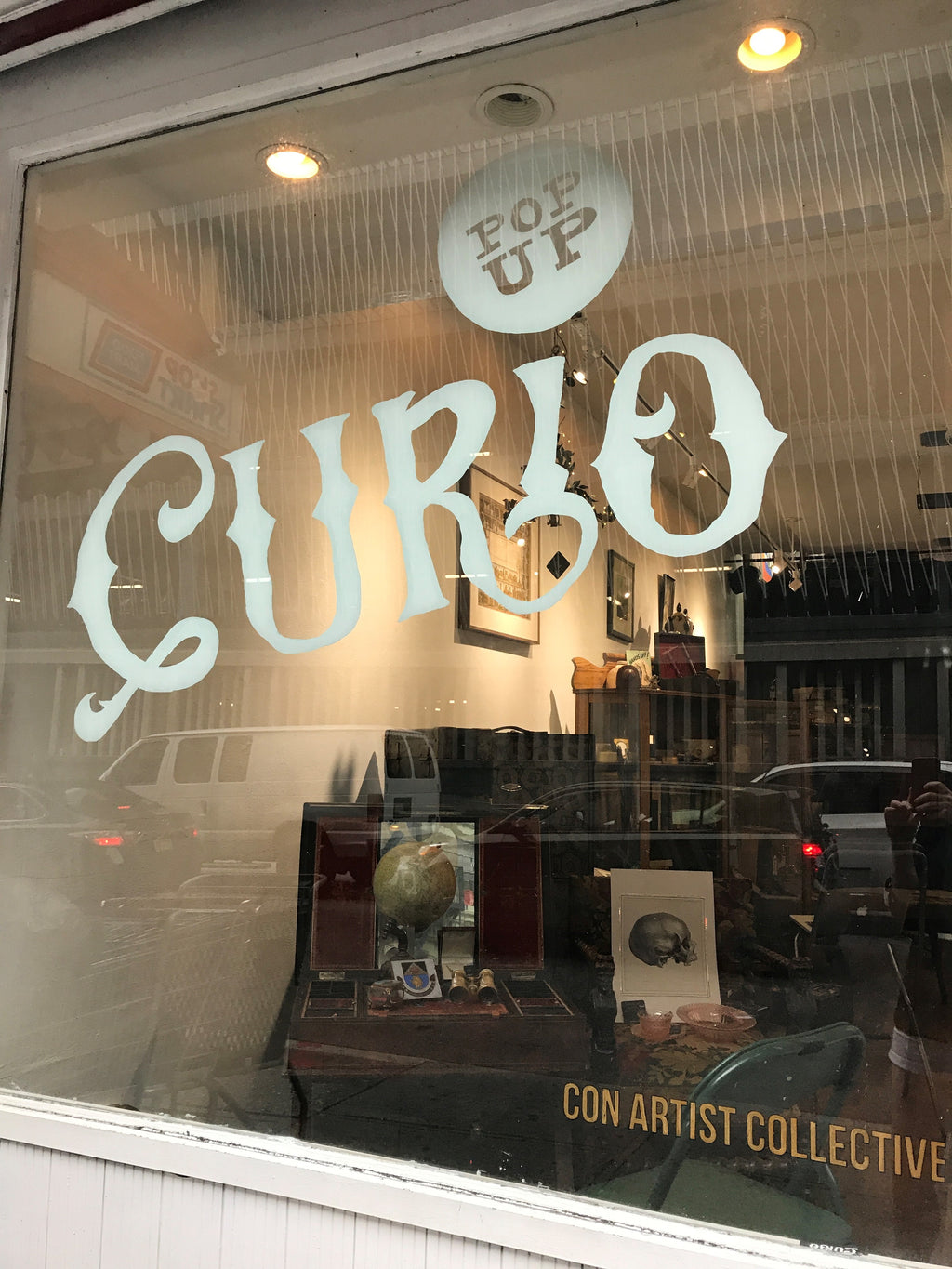 NYC Pop Up Curio Eclipses Expectations