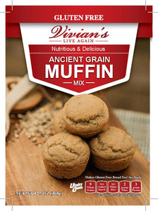 Ancient Grain Muffin & Bread Mix