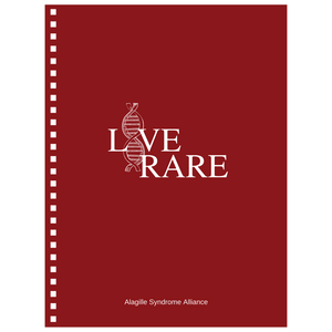 L*VE RARE 80 Page Notebook