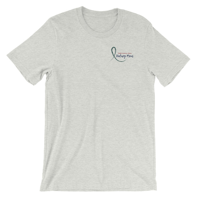 RIBBON Kidney Mom T-Shirt