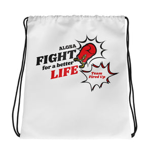FIGHT 'Team Fired Up' Bag