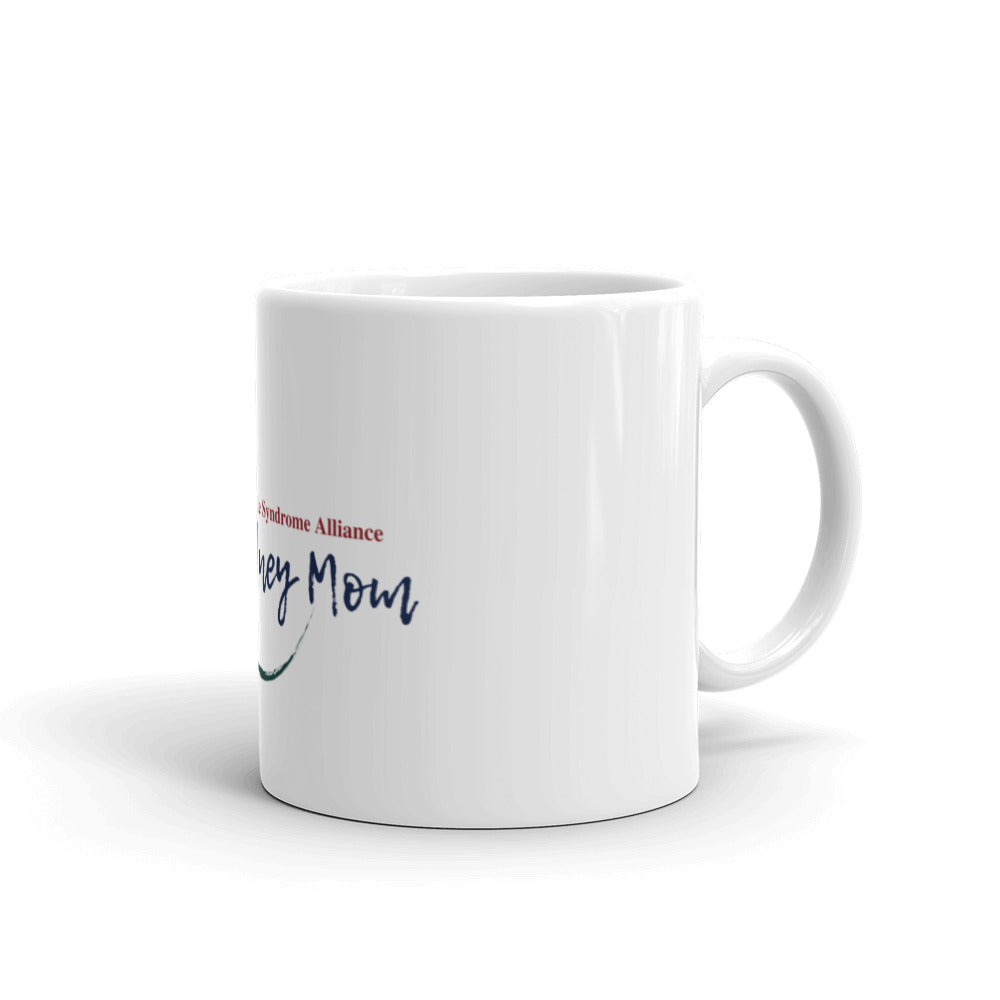 RIBBON Kidney Mom Mug
