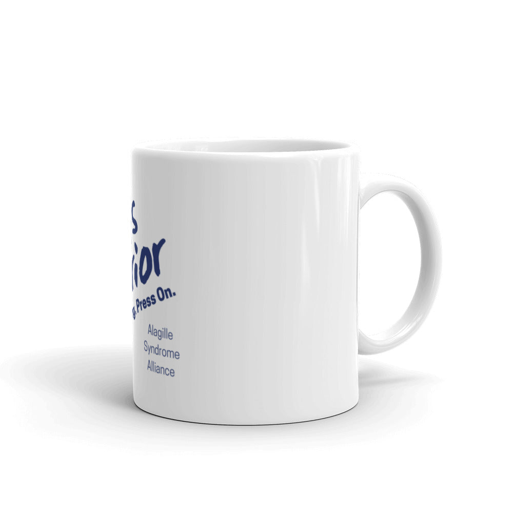 SALE Warrior Mug