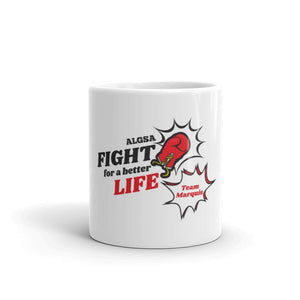 FIGHT Team Marquis Mug