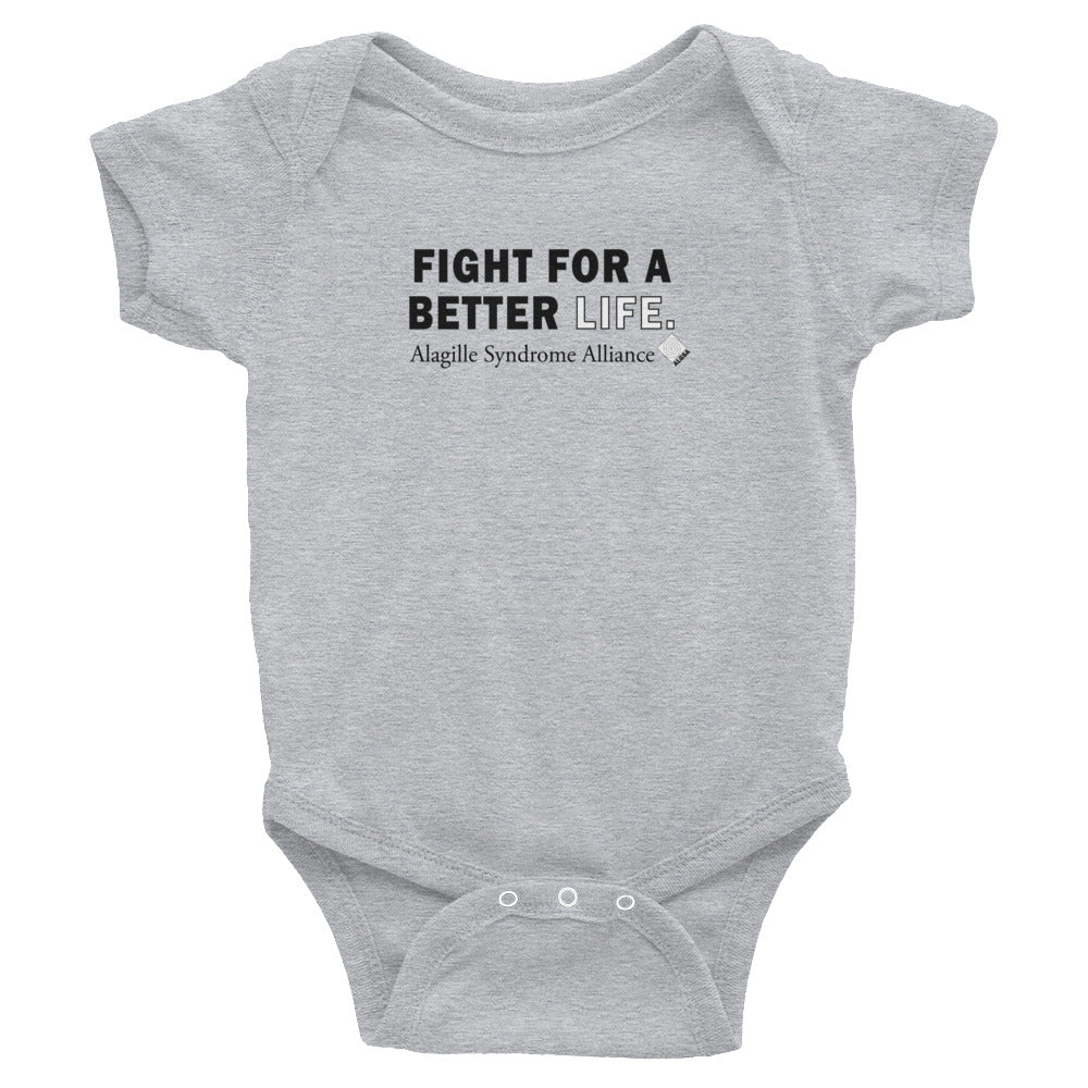 Fight Infant Bodysuit