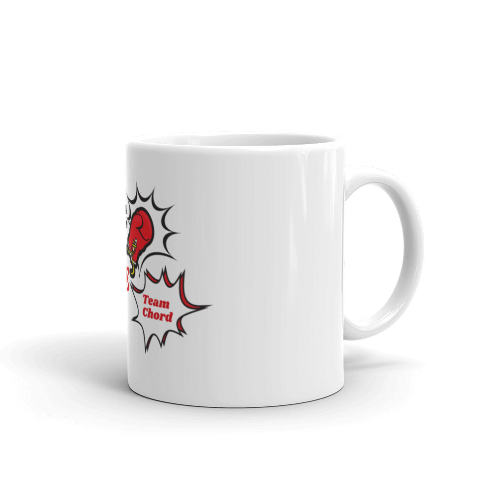 FIGHT Team Chord Mug