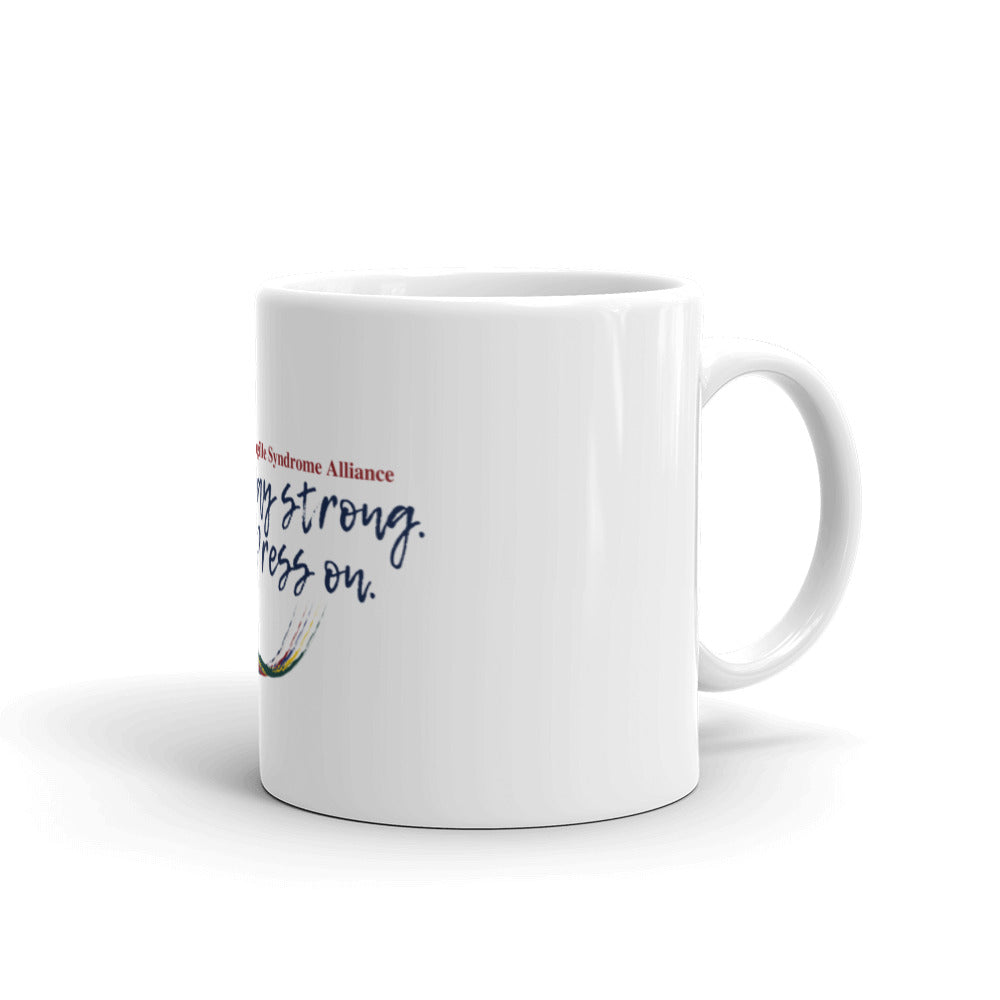 RIBBON Stay Strong Mug