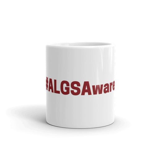 #ALGSAware Mug (Red)