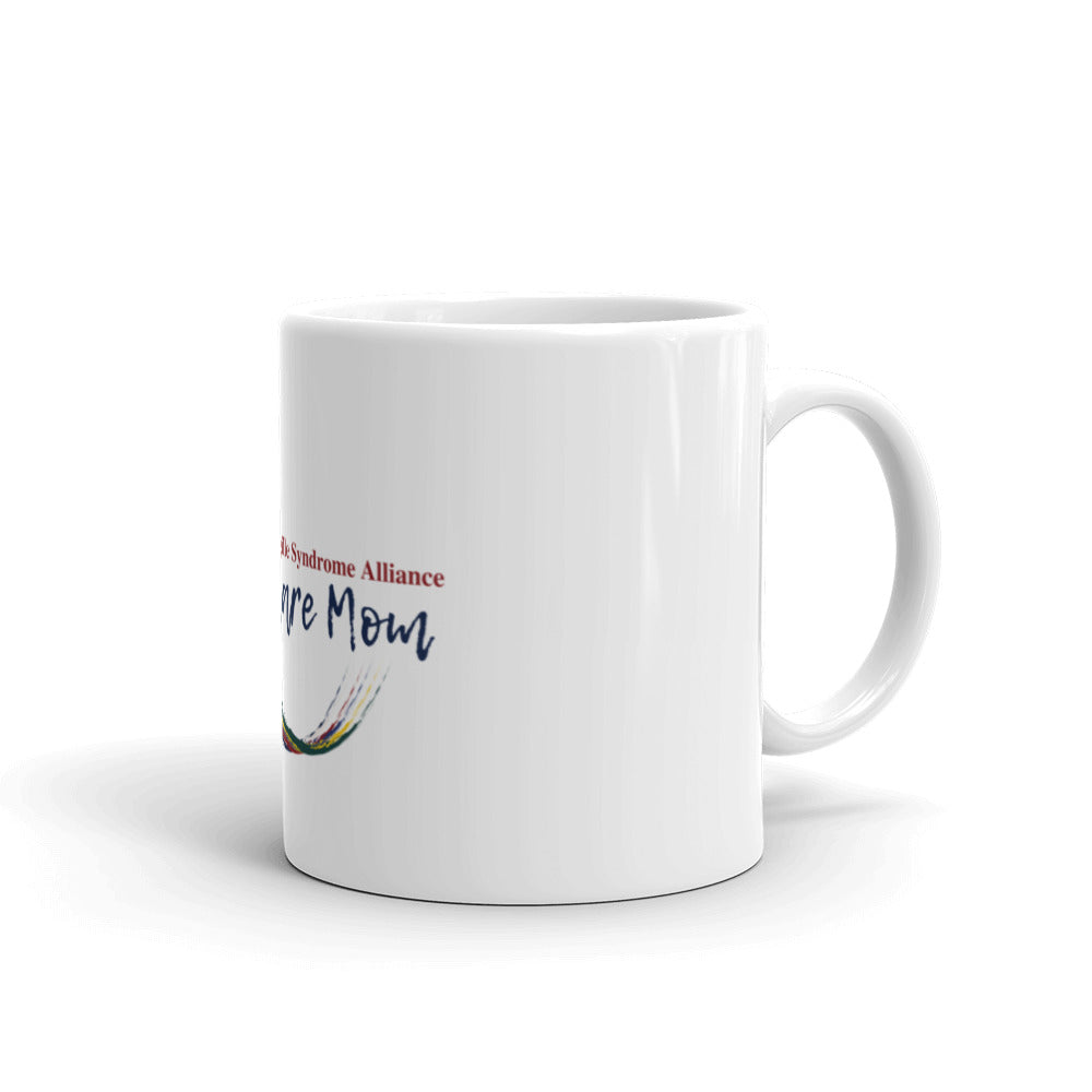 RIBBON Rare Mom Mug