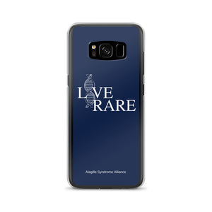 L*VE Samsung Case (Blue)