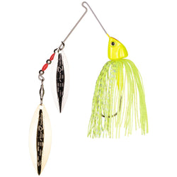 Strike King Lures Burner Double Willow Spinnerbait