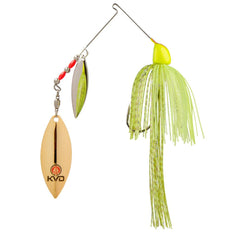 Strike King Lures KVD Finesse Double Willow Spinnerbait