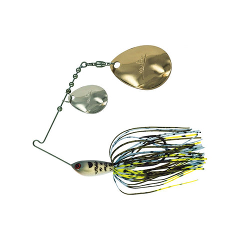 Molix Water Slash Double Colorado Spinnerbait