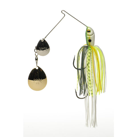 Strike King Lures Premier Plus Double Colorado Spinnerbait