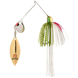 Strike King Lures KVD Finesse Colorado Willow Spinnerbait