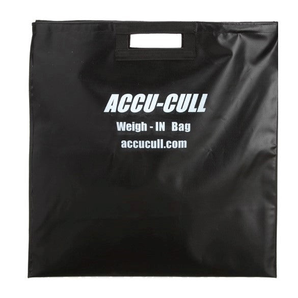 Accu Cull Tournament Weigh-in Bags