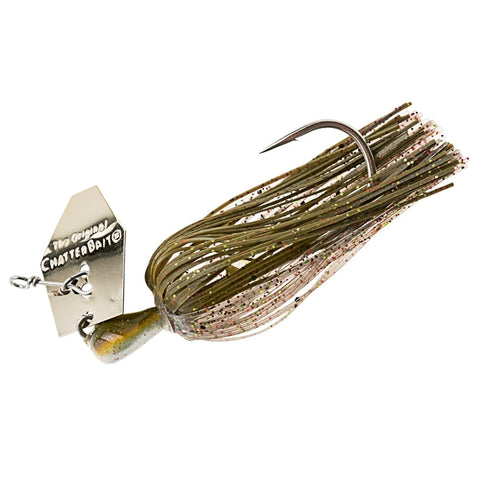 Z-Man ChatterBait Elite 1//2 oz Jig Bluegill CB-EL-12-05 Chatter Bait