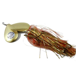 Musky Mayhem Double Cowgirl Inline Spinner