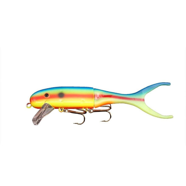 Musky Innovations UV Reflex Shallow Invaders Swimbait