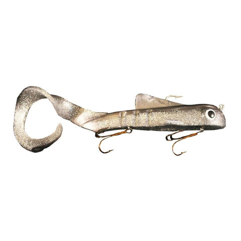 Musky Innovations UV Reflex Bull Dawgs Magnum Swimbait