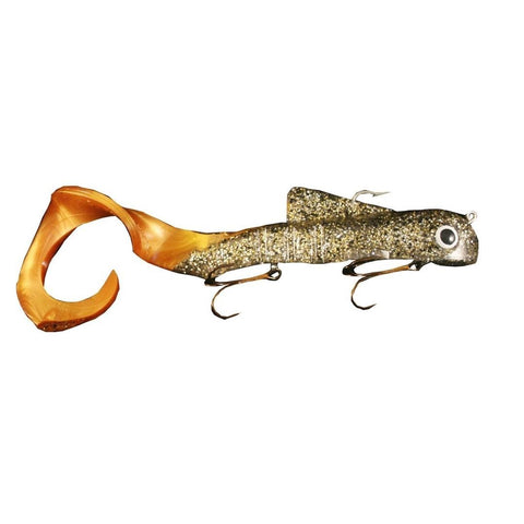 Musky Innovations UV Reflex Bull Dawgs Super Magnum Swimbait