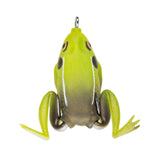 Lunkerhunt Pocket Frog Hollow Body Frog
