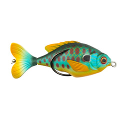 Lunkerhunt Propfish Sunfish Top Water Bait