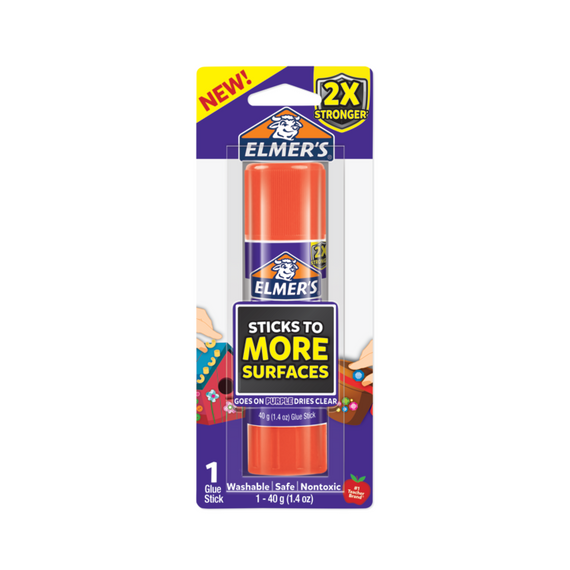 Elmer's Extra Strength Glue Stick 40G 1.4oz
