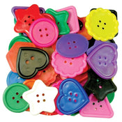 Really Big Buttons 1 lb-120 pcs.