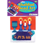 Shabbos Bead Art