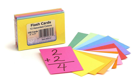Bright Flash Cards