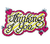 Thinking of You Stamp