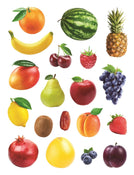 Fruit Stickers Die Cut