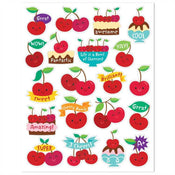Cherry Scented Applause Stickers