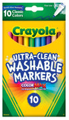 Ultra-Clean Washable Classic Fine Markers 10/pk