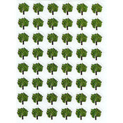 Stickers Trees 1/2