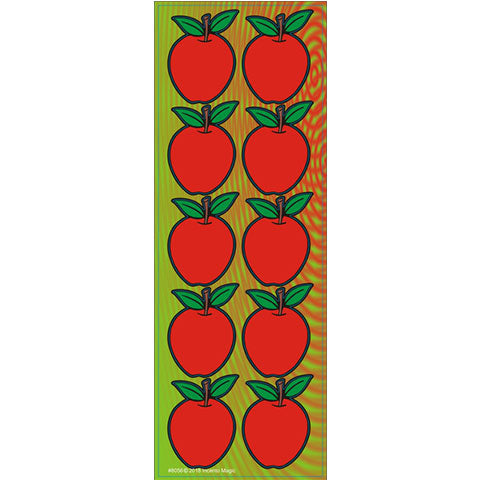 Stickers Large Apples