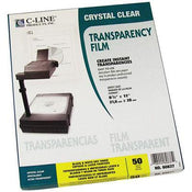 Transparency Film (50/pk)
