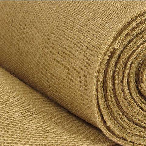 Jute Burlap Fabric Natural Sheets