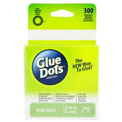 Glue Dots 300 Pack