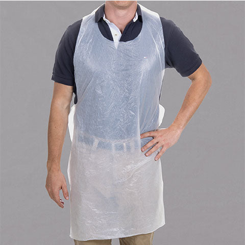 Disposable Apron 100/pk