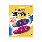 Wite-Out Mini Twist Correction Tape, White, 1-Count