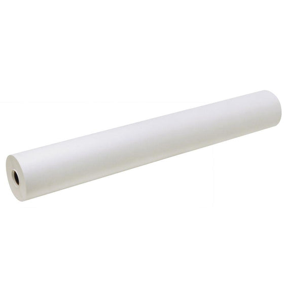 Art & Easel Roll, White, 1 Roll