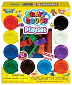 Craft Dough Set 22 Pc