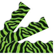 Zebra Green Terrific Trimmers