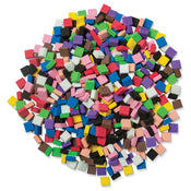 Wonderfoam Assorted Color Mosaic Tile 500/pk
