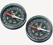 Magnetic Toy Compass 12/pcs