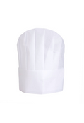 Disposable Chef Hat 25/pk White