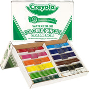 Watercolor Pencil Classpack, 12 colors 240 ct.